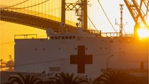 USNS Comfort Treating Only Small Number Of Patients