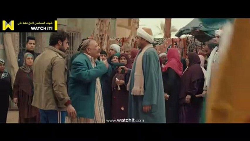 مسلسل هوجان ح1 - هوجان زق سليمان الورداني وياريته ما زقه