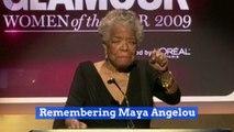 Remembering Maya Angelou (Saturday, April 4th)
