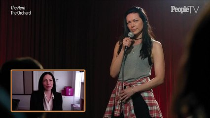 Ali Wong Helped Laura Prepon Nail Her 'The Hero' Character's Stand-up Set