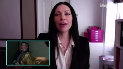 Laura Prepon Found Out She Was Pregnant Right After Directing Her Intense Hostage 'Orange Is the New Black' Scenes