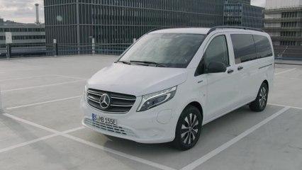 Der neue Mercedes-Benz eVito Tourer - Schnelles Laden - große Reichweite