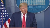 Trump: Probably won't wear CDC-recommended coverings