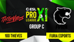 CSGO - FURIA Esports vs. 100 Thieves [Vertigo] Map 2 - ESL Pro League Season 11 - Group C