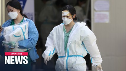 S. Korea confirms 94 new COVID-19 cases, total of 10,156