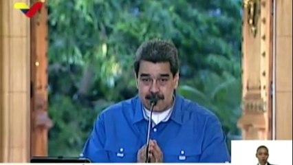 """Maduro desplegará """"artillería"""" ante """"acciones armadas"""" contra Venezuela"""