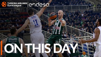 On This Day, 2019: Calathes notches rare triple-double