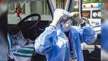 Amid growing Coronavirus, Donald Trump denies to wear face mask