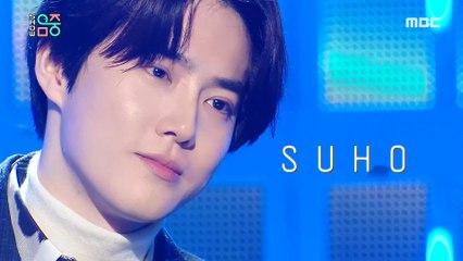 [HOT] SUHO -Let's Love, 수호 -사랑, 하자  Show Music core 20200404