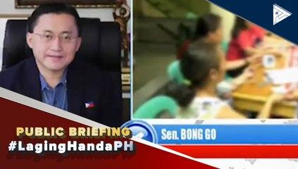 #LagingHandaPH | Pamumulitika sa pagbibigay ng ayuda, hindi pinahihintulutan ng Oversight Committee