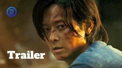 Train to Busan Presents Peninsula Teaser Trailer #1 (2020) Dong-Won Gang Horror Movie HD