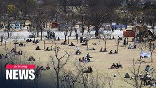 S. Korea extends nationwide social distancing drive until April 19th