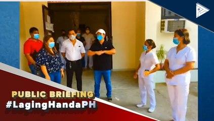 #LagingHandaPH | Karagdagang Isolation rooms sa Ilocos Sur