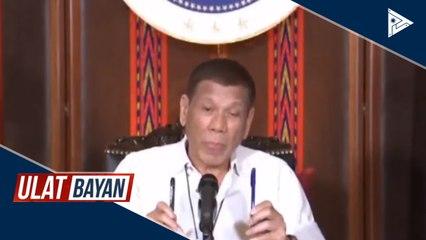 """Pres. #Duterte, may paglilinaw sa umano'y """"Shoot to kill"""" order"""