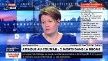 Romans-sur-Isère : Un homme attaque au couteau plusieurs personnes en centre-ville - Au moins 2 morts, 7 blessés dont 4 dans un état grave - L'homme interpellé est un Soudanais, demandeur d'asile