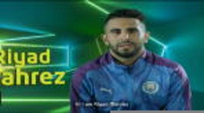 Manchester City - Les petits rituels de Riyad Mahrez