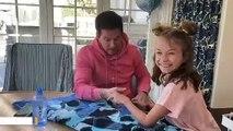 Mark Wahlberg Gets Manicure Amid Coronavirus Lockdown