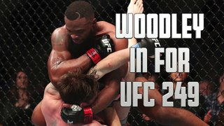 Tyron Woodley Available For UFC 249, Calls Out Colby Covington