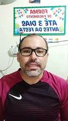 Secretário de Comunicação de Sousa-PB fala sobre idosa que morreu com suspeita de Covid-19