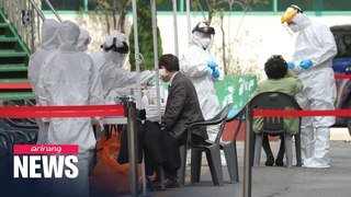 S. Korea confirms 81 new COVID-19 cases, total of 10,236