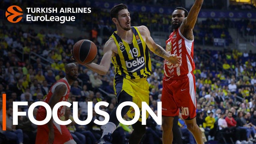 Focus on: Nando De Colo, Fenerbahce Beko Istanbul