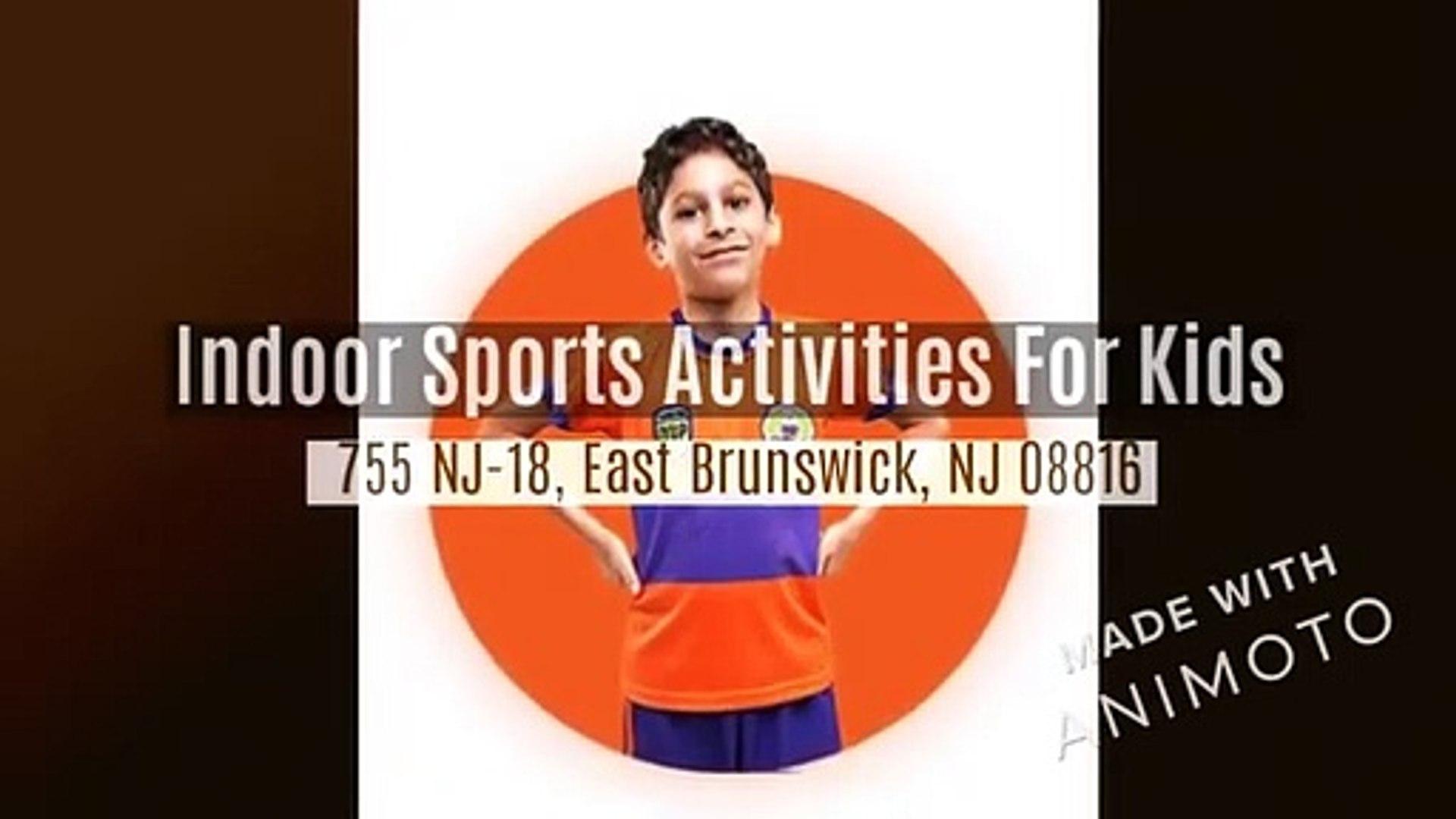 Indoor Sports Activities For Kids
