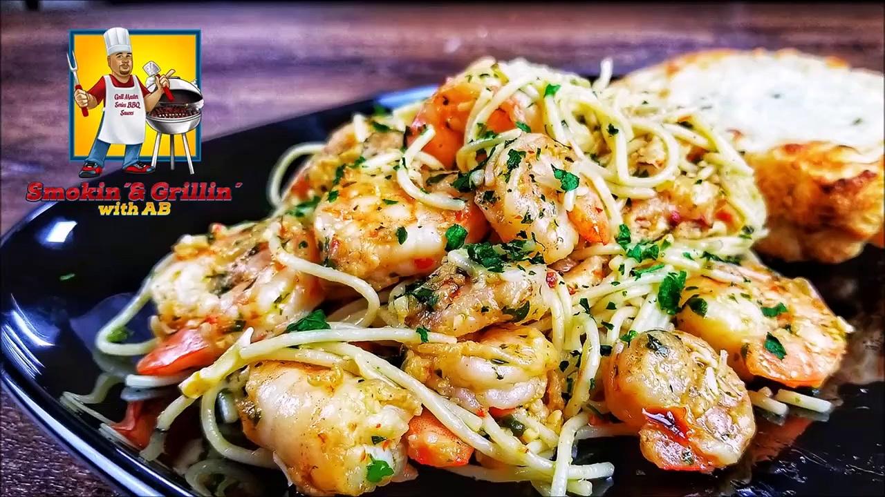 Shrimp Scampi – Shrimp Pasta – Shrimp