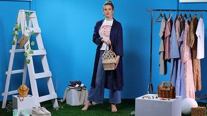 اتقني تنسيق الملابس المستدامة بأسلوب زويا وبوتيك ترايانو