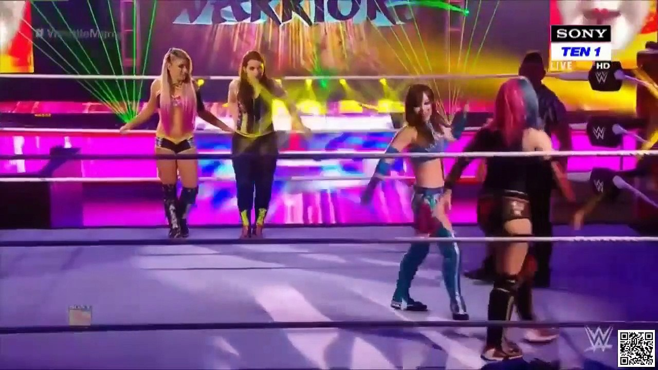 Chyna captures the Women s Championship WrestleMania X