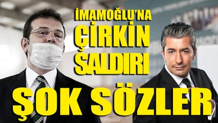 Erkan Petekkaya'dan Ekrem İmamoğlu'na şok sözler! Hırsını İmamoğlu'ndan çıkardı!