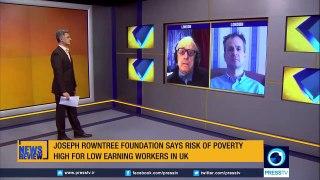 Experts warn Coronavirus pandemic amplifying poverty in UK