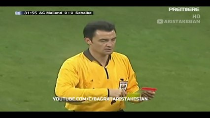 AC Milan v Schalke 04: 3-2 #UCL 2005/2006, Group E - HD