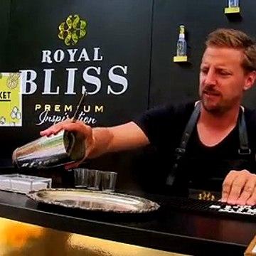 Findu Online -Liquid Market - The Cocktail Festival 2019 - Royal Bliss