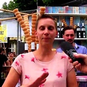 Liquid Market - The Cocktail Festival 2019 Sloberry Gin von Reisetbauer