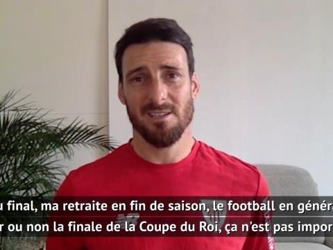 """Bilbao - Aduriz sur sa retraite annoncée : """"Ce n'est pas ce qui compte actuellement"""""""