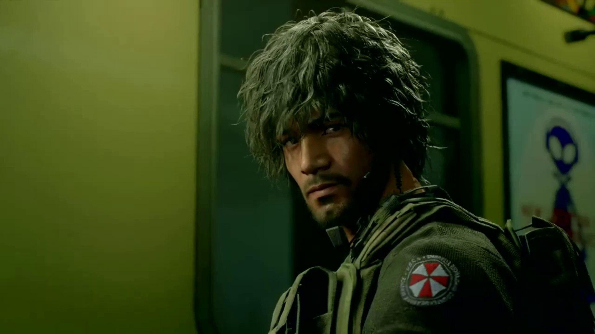 Resident Evil 3 Remake Part 3 Carlos S Hair Walkthrough