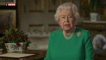Elizabeth II : « Si nous restons déterminés, nous serons en mesure de surmonter cette crise »