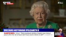 Coronavirus: revoir le discours historique de la reine d'Angleterre