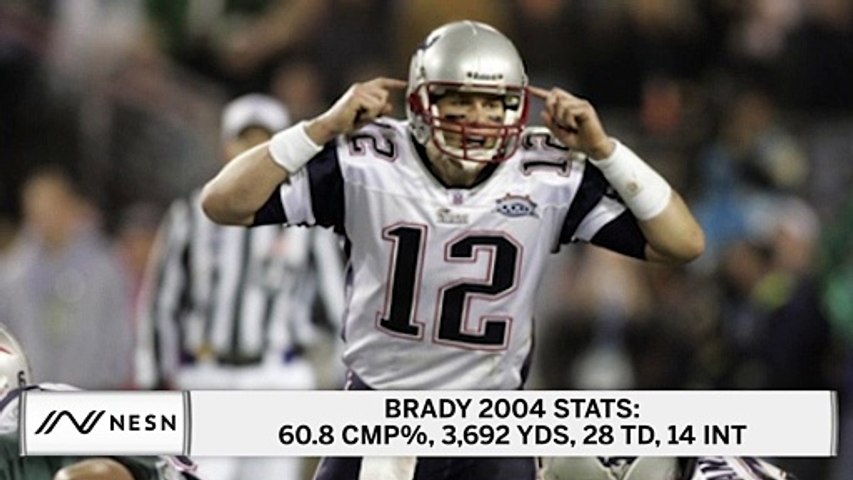 What Patriots Super Bowl XXXIX Win Meant For Tom Brady's Legacy