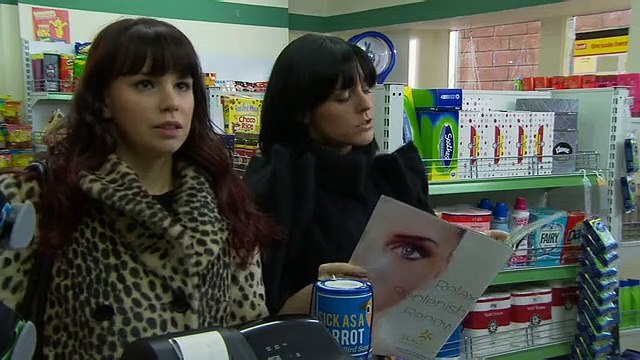 Hollyoaks 25th January 2012