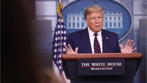 Trump Suggesting Two Possible Coronavirus Medications Can Put Others At Risk