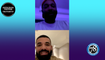 Joe Budden and Drake On INSTAGRAM LIVE for a serious  CONVO.