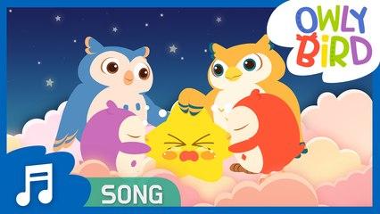 Twinkle Twinkle Little Star | Best Bedtime Lullaby  | Healthy Habits | OwlyBird