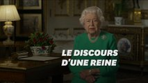 La reine Elizabeth II remercie soignants et Britanniques confinés pendant la crise