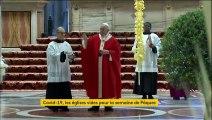 Pâques face au coronavirus : l'Église obligée de se réinventer