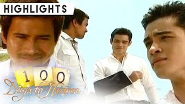 Roel and Jojo finally reconcile | 100 Days To Heaven
