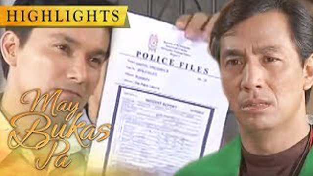 Enrique exposes Father Ringo's past crime | May Bukas Pa