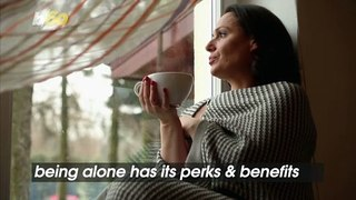 How Being Alone Benefits Your Well-being