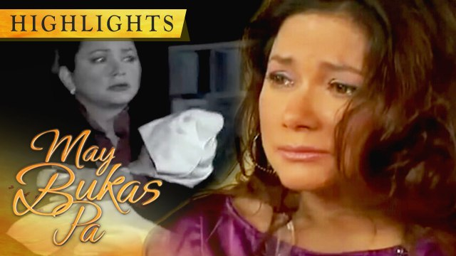 Malena recalls how she brought Santino to the monastery | May Bukas Pa