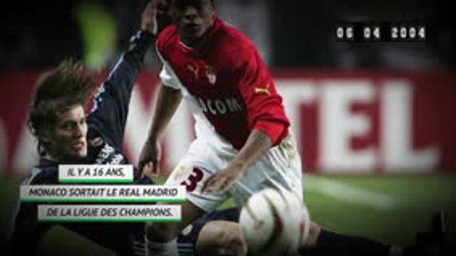 Il y a 16 ans - Monaco éliminait le Real Madrid